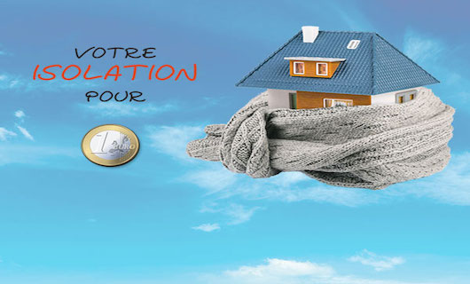 Isolation 1 euro en Eure